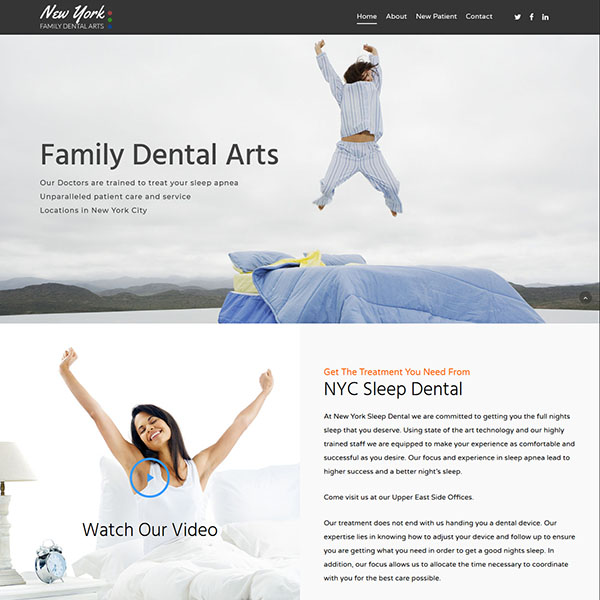 NYC Sleep Dental