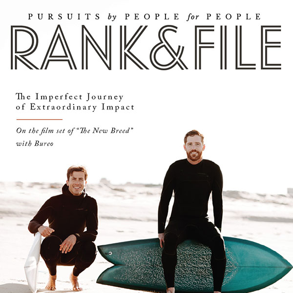 Rank & File Magazine