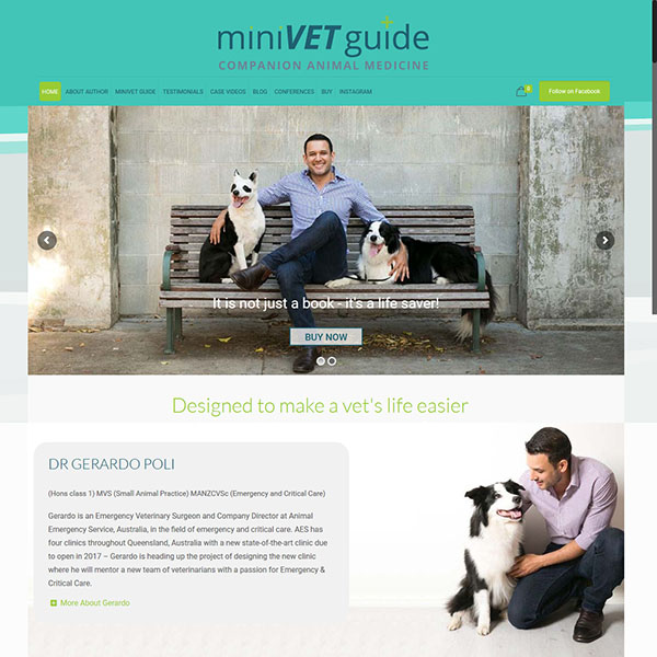 Mini Vet Guide Book